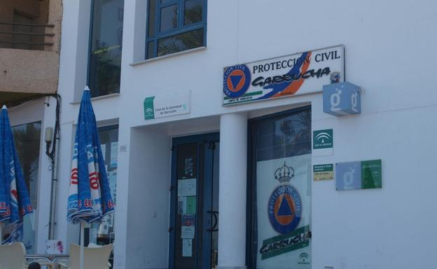 Sede de Protección Civil en Garrucha/IDEAL