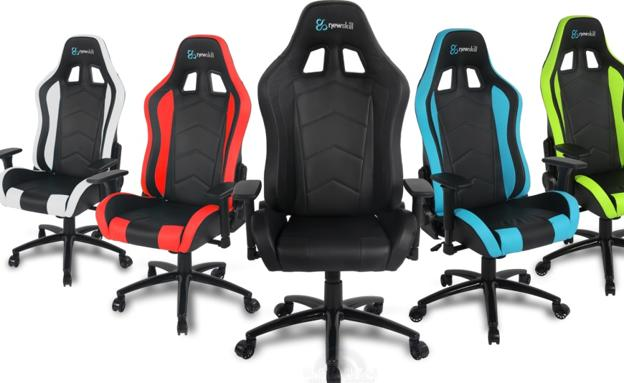 3 aspectos para elegir la mejor silla gaming el black for Silla ordenador gaming