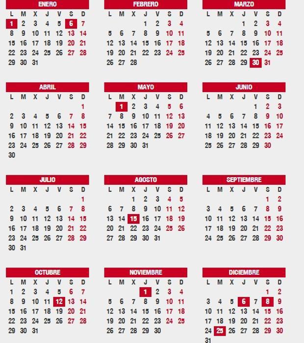 Cu Ndo Cae Nochevieja Y Reyes En El Calendario Laboral