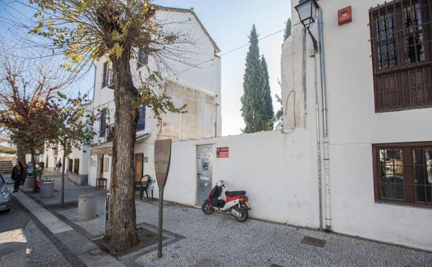 Vivienda de la Placeta de San Miguel Bajo número 13.