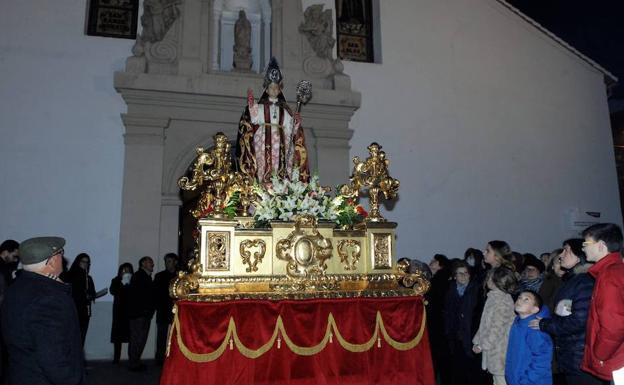 Dúrcal celebra sus antiquísimas fiestas patronales en honor a San Blas bendito