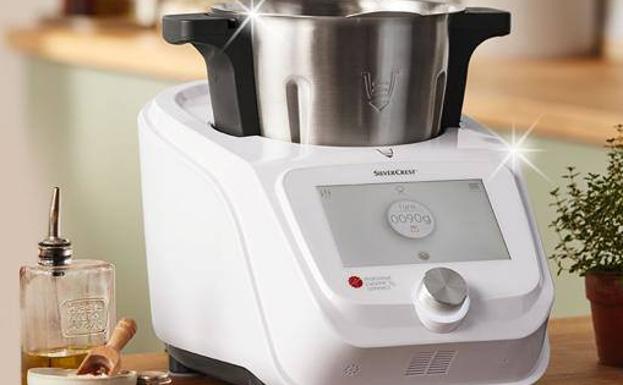 Las 3 sabrosas recetas por las que triunfa el robot de for Robot cocina lidl opiniones