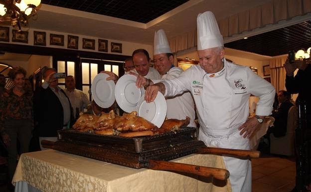 El Toro Bravo En La Cocina De Terraza Carmona Alcanza Su