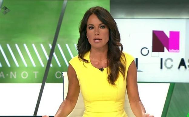 'pillada' Cristina A En Gran Directo La Saavedra 'lasexta 8N0wOkXnPZ