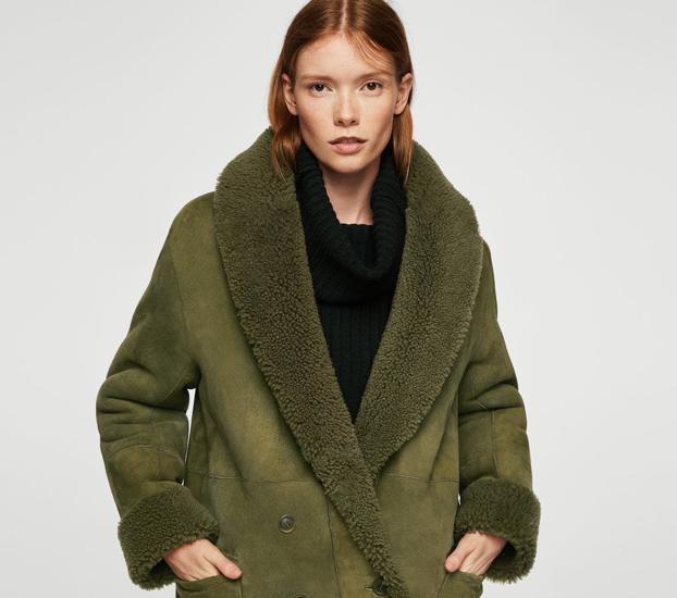 4d4caeb96 Los abrigos de lujo de Zara y Mango que están arrasando | Ideal
