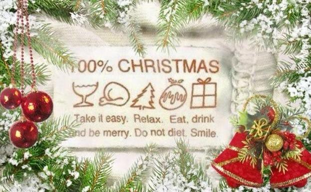 Frases Ironicas Para Felicitar La Navidad.Divertidas Y Graciosas Felicitaciones De Navidad Para