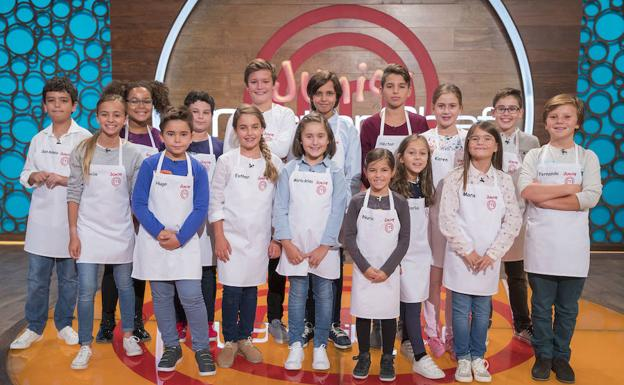 'MasterChef Junior'. /