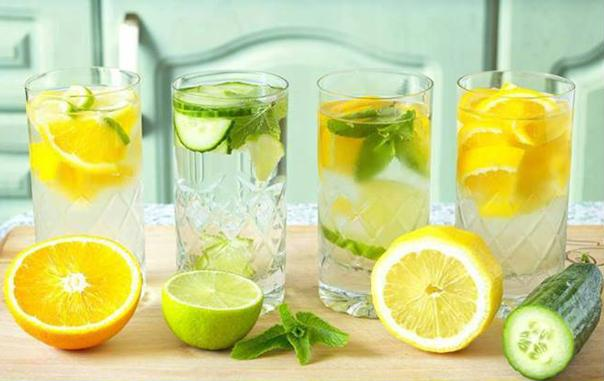 El agua de limon adelgaza