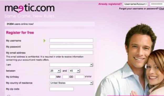 www meetic com