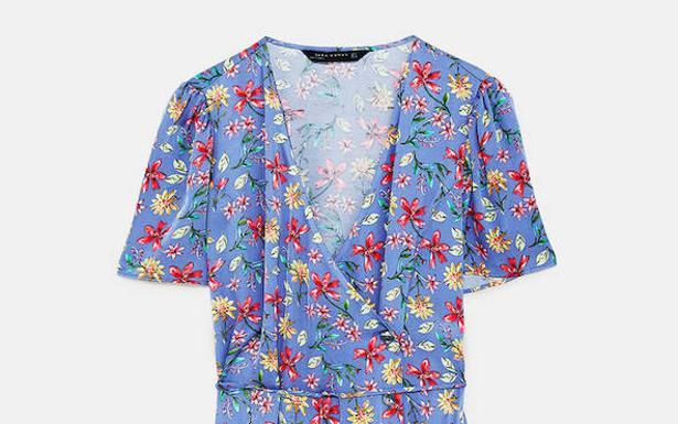 Los 5 nuevos vestidos de Zara que te harán lucir tipazo  colores por todos  lados d420b17d181