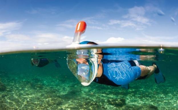 8e731dd8b La máscara de buceo de Decathlon que todo el mundo quiere para este verano