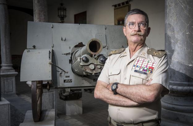 Resultado de imagen de Teniente General José Carrasco Gabaldón