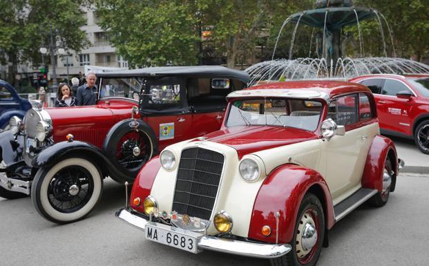 Granada Se Llena De Coches Antiguos Este Fin De Semana Ideal