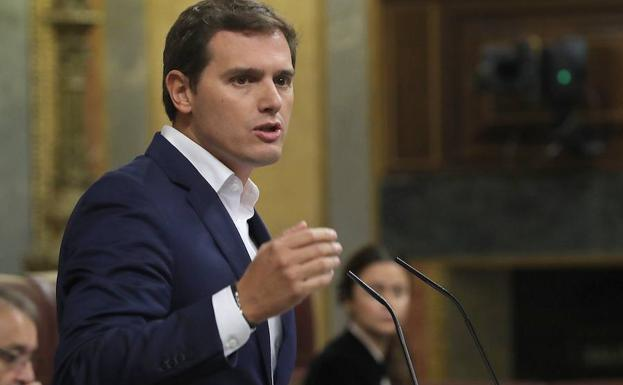 Albert Rivera./EFE