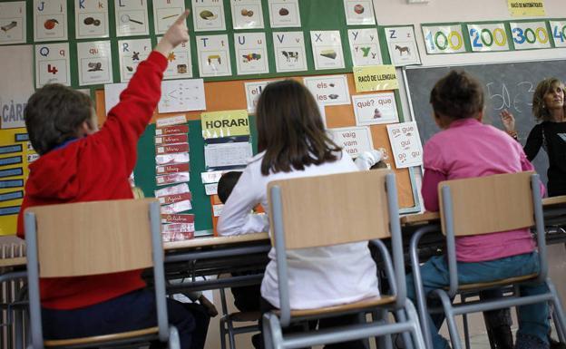 Calendario Escolar 2020 19 Almeria.Ya Esta Publicado El Calendario De Escolarizacion Para El Curso 2019