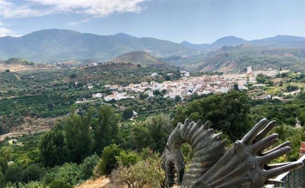 Rutas Por Granada El Valle De La Alegría Un Remanso De Paz Y Azahar Ideal