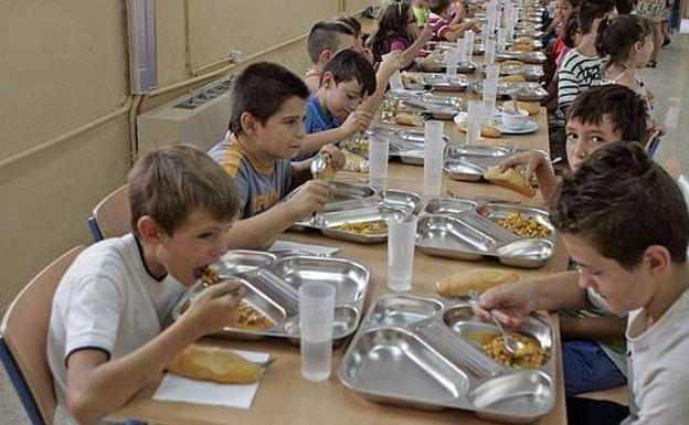 35 colegios de la provincia se quedan sin comedor hasta ...