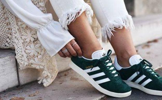 diseño hábil linda 100% genuino Las marcas deportivas Reebok y Adidas también hacen descuentos el ...