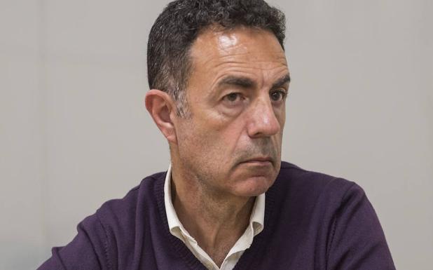 Miguel Lorente. Profesor de Medicina Legal, forense. Da clases en Universidad de Granada y acaba de ser premiado por el Observatorio contra la Violencia Doméstica y de Género.
