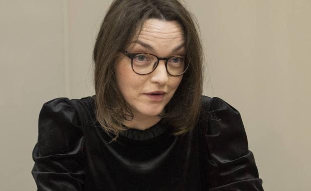 María del Mar Venegas. Profesora de Sociología de la Educación en la UGR.