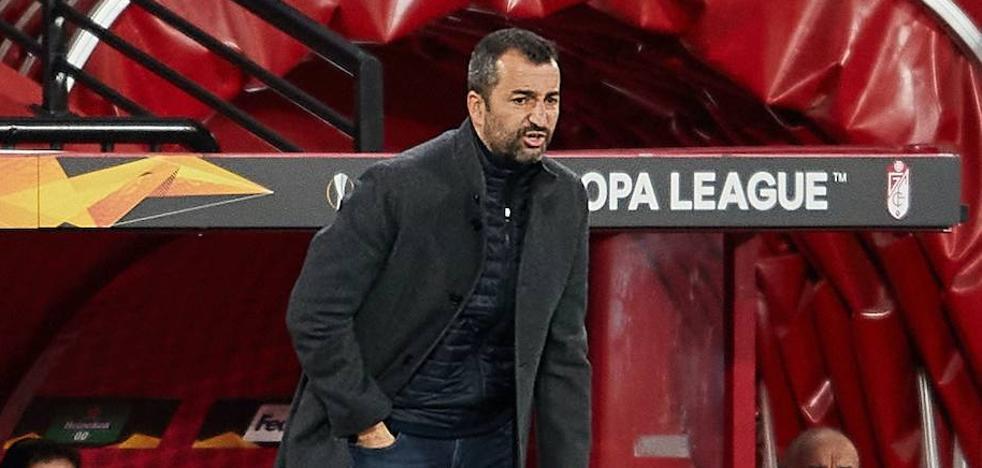 Diego Martínez: «Nos ha faltado traducir la posesión en...