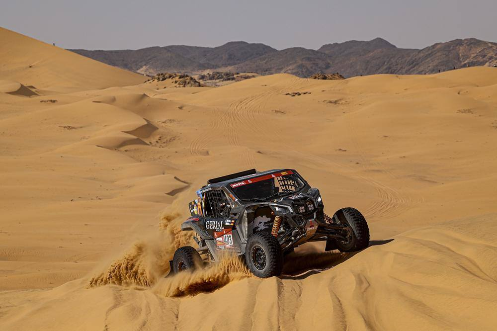 Dakar et rally-raid - Page 12 Dakar