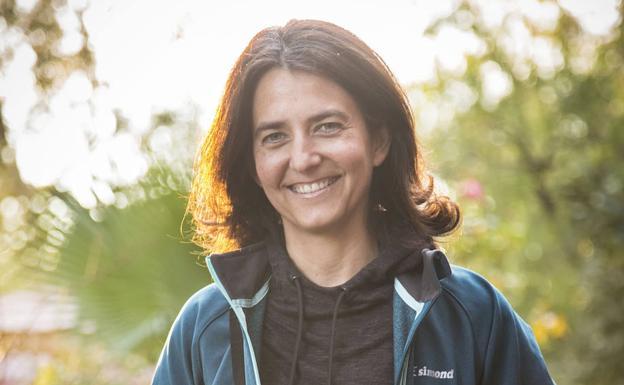 La fotógrafa granadina Susana Girón.