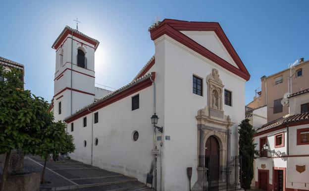 El convento de San Gregorio fue uno de los monumentos donde causó daños este procesado. /Pepe Marín