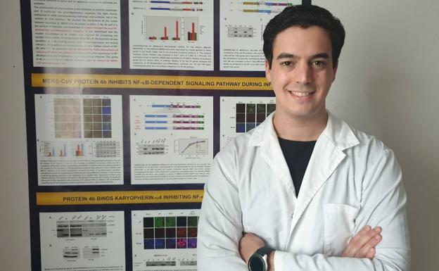 El granadino Javier Cantón es doctor en Virología y profesor de Biotecnología de Coronavirus. /IDEAL
