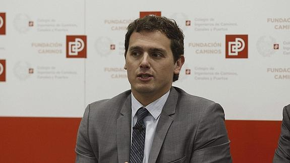 Albert Rivera. /