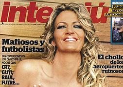 Interviú Desnuda A María José Galera De Gran Hermano 1 Ideal