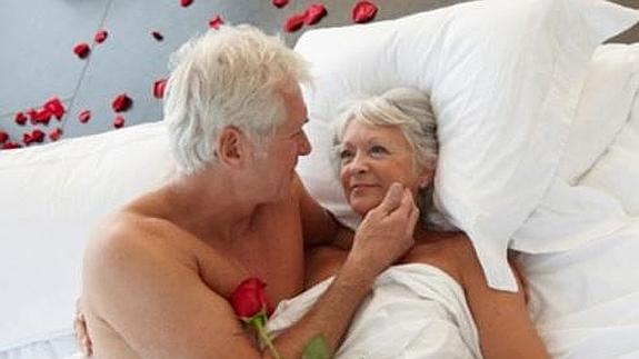Relaciones sexuales a los 50 anos