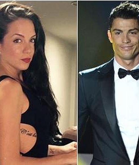Cristiano Ronaldo Le Puso Los Cuernos A Irina Con Samira De Myhyv