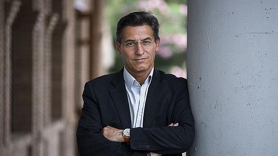 Luis Salvador, elegido para liderar la candidatura de Ciudadanos Granada al  Congreso | Ideal