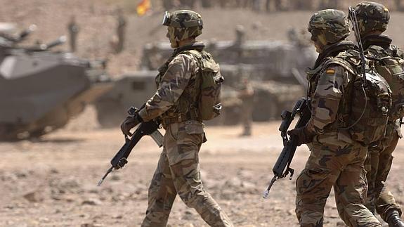 Fuerzas de Operaciones Especiales se han sometido a un riguroso ... 21ef950b72d