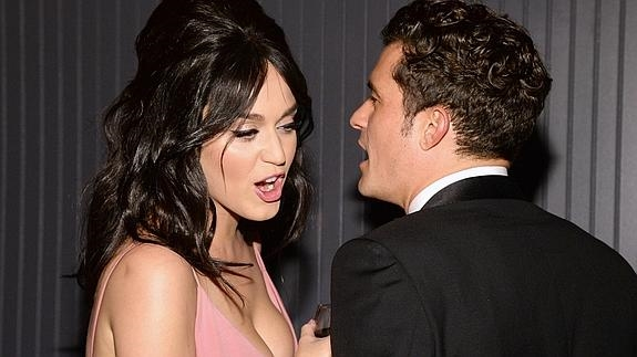 Así ha reaccionado Katy Perry a la infidelidad de Orlando Bloom