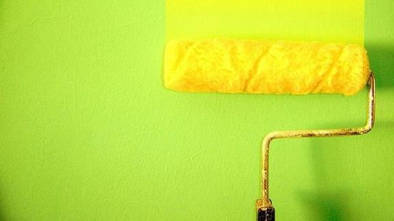 Los 3 mejores rodillos para pintar tu casa ideal - Rodillos para pintar paredes lisas ...