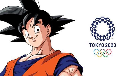 Son Goku Embajador De Los Juegos Olimpicos De Tokio 2020 Ideal