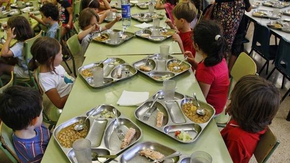 El servicio de comedor escolar atenderá a 6.750 alumnos durante el ...